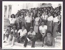 VINTAGE PRESS PHOTO / SERGIO PEÑA CLOS / PUERTO RICO / 1980's #3