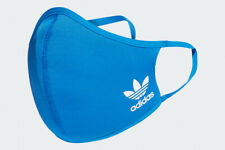 Adidas FACE COVERS  3-PACK Reuseable Brand New Size (M/L) Washable wash reuse