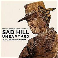 Sad Hill - Unearthed - Soundtrack - Zeltia Montes (NEW CD)