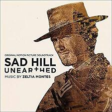 Sad Hill - Unearthed - Soundtrack - Zeltia Montes (NEW CD)