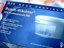 Busch-Jäger Bewegungsmelder - Wächter 220 Professional weiß 6845 /11 AGM-204