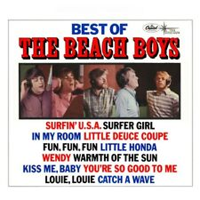THE BEACH BOYS - BEST OF - GREATEST HITS - BRIAN WILSON***EXCELLENT CONDITION***