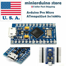 Leonardo Pro Micro Atmega32u4 5v/16mhz Replace Atmega328 Arduino Pro Mini