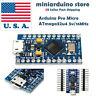 Arduino Pro Micro ATmega32U4 5V 16MHz Replace ATmega328 Pro Mini Leonardo USB