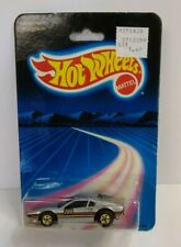 Hot Wheels Street Beast #3976 New Never Removed from Package 1986 Silver 1:64