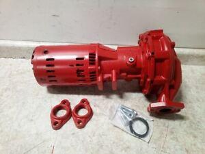 Armstrong Pumps H-64-3 3/4 HP 1750 RPM 208/230/460VAC Hot Water Circulating Pump