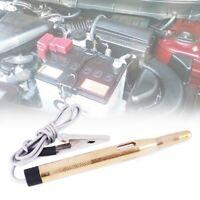 1X(6V / 12V / 24V Automobile electrique Voiture Testeur Tension Tester Crayon 4E