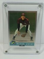 1992 Classic Draft Picks - Foil Bonus - Derek Jeter #BC6 Rookie RC