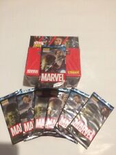 Panini Marvel Trading Cards .7 Sealed Packs . New