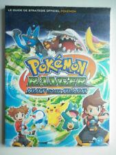 Guides de stratégie et de triche de jeu vidéo et de console Pokémon