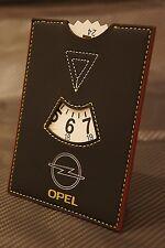 Parkscheibe Opel Astra Vectra Corsa Omega Tigra Insignia OPC Kadett OPC Gsi