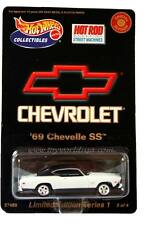 2000 Hot Wheels Hot Rod Mag/Street Machines '69 Chevrolet Chevelle SS Sp. Ed.