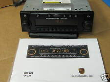 PORSCHE BOXSTER / CARRERA BECKER CDR-220 with Bluetooth Streaming