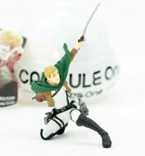 Attack on Titan ERWIN SMITH Figure Vol 2 Capsule One Q by Kaiyodo Anime Art Toy