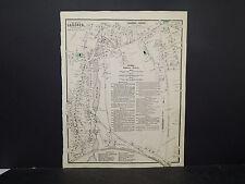 Massachusetts, Worcester County Map 1870 P2#85 West Gardner, Gardner Centre