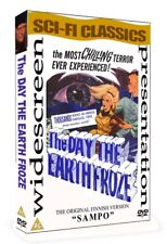 THE DAY THE EARTH FROZE (aka SAMPO) uncut version DVD