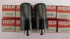 6N7GT RCA Electronic Tube X 10 Pcs