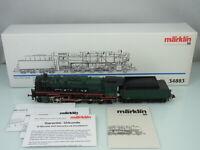 Märklin HO 34883 Dampflokomotiv Lok mit Tender BR 043 OVP