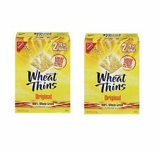 Nabisco Wheat Thins Original Crackers (20 oz. bags, 2 ct.) - 2 Pack