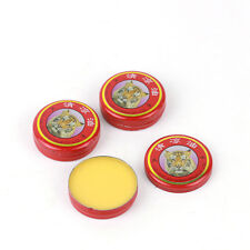 4pcs/lot Tiger Balm Pain Relief Ointment Massage Red White Muscle Rub Aches NEW