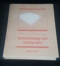 PRINCIPLES OF SEDIMENTOLOGY AND STRATIGRAPHY By Sam Boggs Jr. - Hardcover