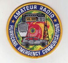 Amateur Radio Hurricane Communications Patch