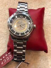 CCCP Men's CP-7001-01-11 Sputnik 1 Limited Edition Automatic Self Wind Watch