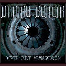 DEATH CULT ARMAGEDDON BY DIMMU BORGIR CD NEW SEALED