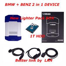 New Vcx Diagnostic Tool for BMW E series BMW ICOM A3 for Benz C5 Start Paper Box