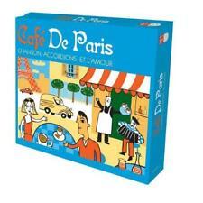 Cafe de Paris (3CD), VARIOUS, Good Box set