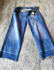 Womens Next maternity jeans Size Uk 8 Reg Bnwt rrp £32 ankle wide leg