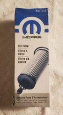 Mopar Factory Oil Filter (MO-349) For Fiat, Jeep, Chrysler, Dodge, Ram, SRT