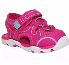 GARANIMALS Pink Sports Fisherman Sandals Toddler Girls Size 3