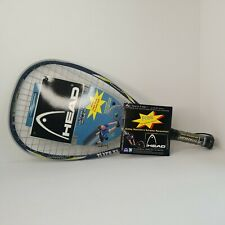 HEAD Ti.175 XL Titanium Racquetball Racquet 3 5/8 New w/ Tags Includes Cover