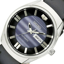 PRE-OWNED $235 Seiko Recraft Series Men's Analog Display Automatic Watch SNKN07