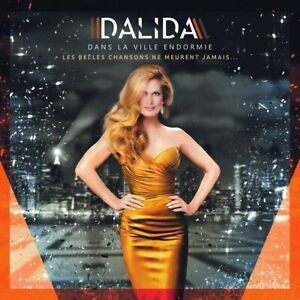 Dalida Dans La Ville Endormie CD ALBUM (30TH APR) PRESALE