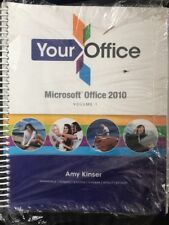 Your Office: Microsoft Office 2010 Volume 1 and Student DVD Package