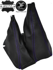 PURPLE STITCH MANUAL GEAR & HI LOW LEATHER GAITERS FITS FORD RANGER 2006-2011