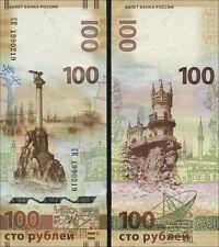 Russland / Russia 100 Rubel 2015 Krim Pick:neu (1)