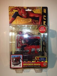 """*SPIDERMAN* Articulated 6"""" Figure 2004 Super Posable RARE (NEW) 46 Moving Parts"""