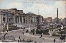 Free Library & Walker Art Gallery, LIVERPOOL, Lancashire