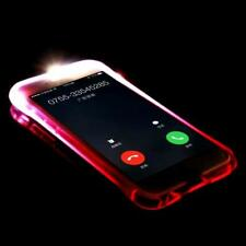 LED Light Up Selfie Luminous Phone Case Cover Skin For iPhone 5 5s 6 6s 7 Plus