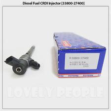 Bosch CRDi VGT WGT Diesel Fuel Injector 33800 27400 for Hyundai Kia