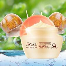 Whitnening Moisturizing Snail Extract Face Essence Cream Oil Control Anti-age SP