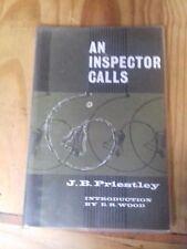 An Inspector Calls - J B Priestly  1985  Heinmann