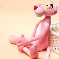 Fashion Cartoon Pink Panther Stuffed Animal Plush Baby Toy Kid Doll Gift 38cm