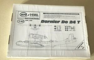 MPM 1/48 Dornier Do 24T (Hand Made Limited Kit)