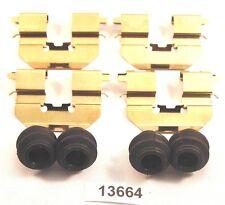 Better Brake Parts 13664 Rear Disc Brake Hardware Kit