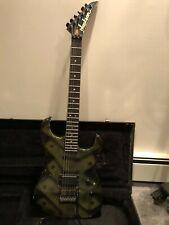RARE! 80's Jackson USA San Dimas Snake Skin Guitar #1486