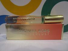 MICHAEL KORS ~ WONDERLUST EAU DE PARFUM ROLLERBALL ~ .34 OZ BOXED